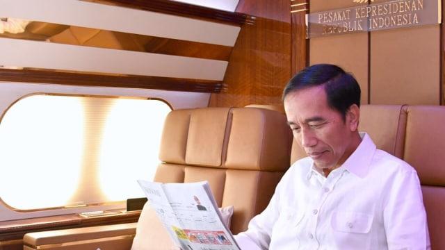 Soal Kenaikan Harga Tiket Pesawat, Jokowi: Terus Terang Saya Kaget
