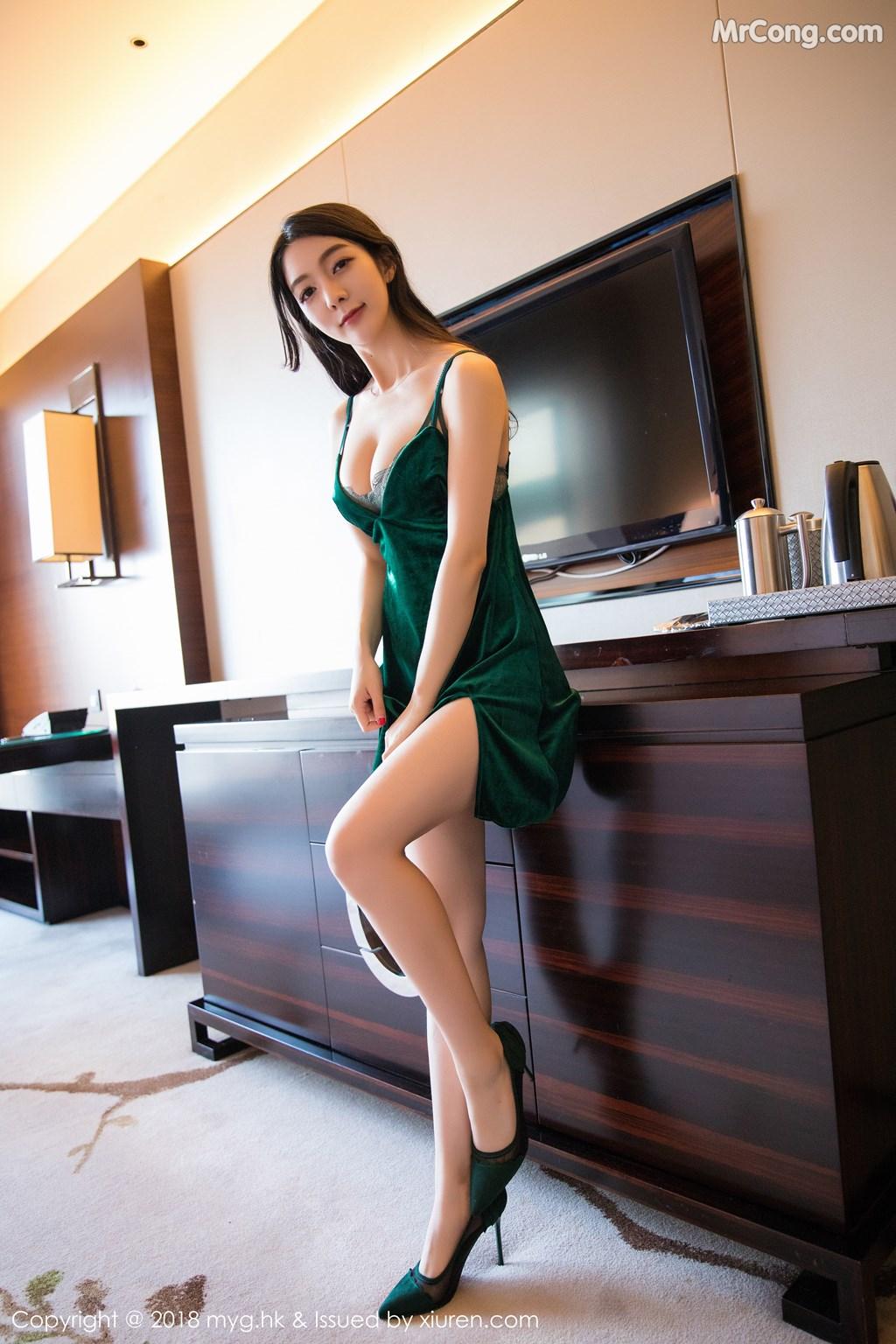 Image XIUREN-No.1201-Xiao-Reba-Angela-MrCong.com-008 in post XIUREN No.1201: Người mẫu Xiao Reba (Angela小热巴) (53 ảnh)