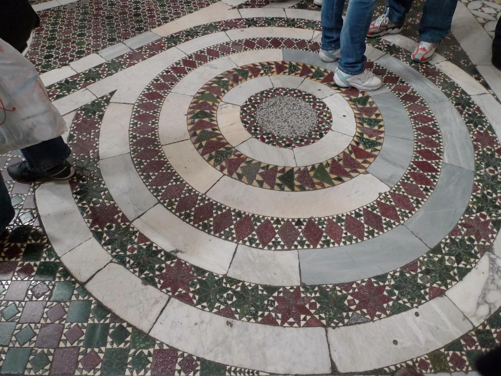 Sistine Chapel Floor Tiles | TheFloors.Co
