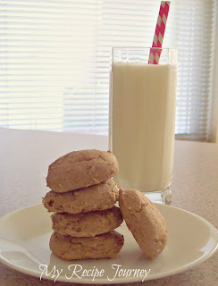 Soft Spice Cookies - Only 2 Ingredients!