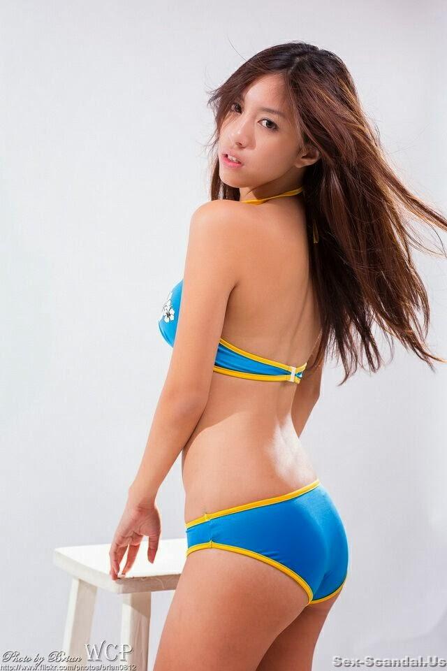 Taiwan Model Catherine Chiang At Jiang XiaoLa Revenge Sex