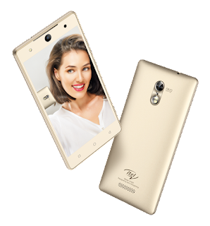 itel it1520 -   Bringing iris Scanner for a consumer at Budgeted Price