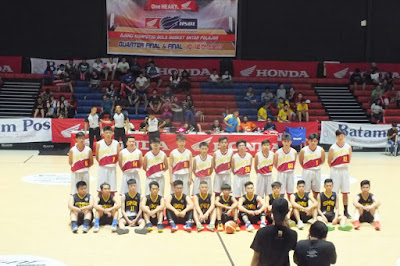 Batam Pos Honda Student Basketball League  2018