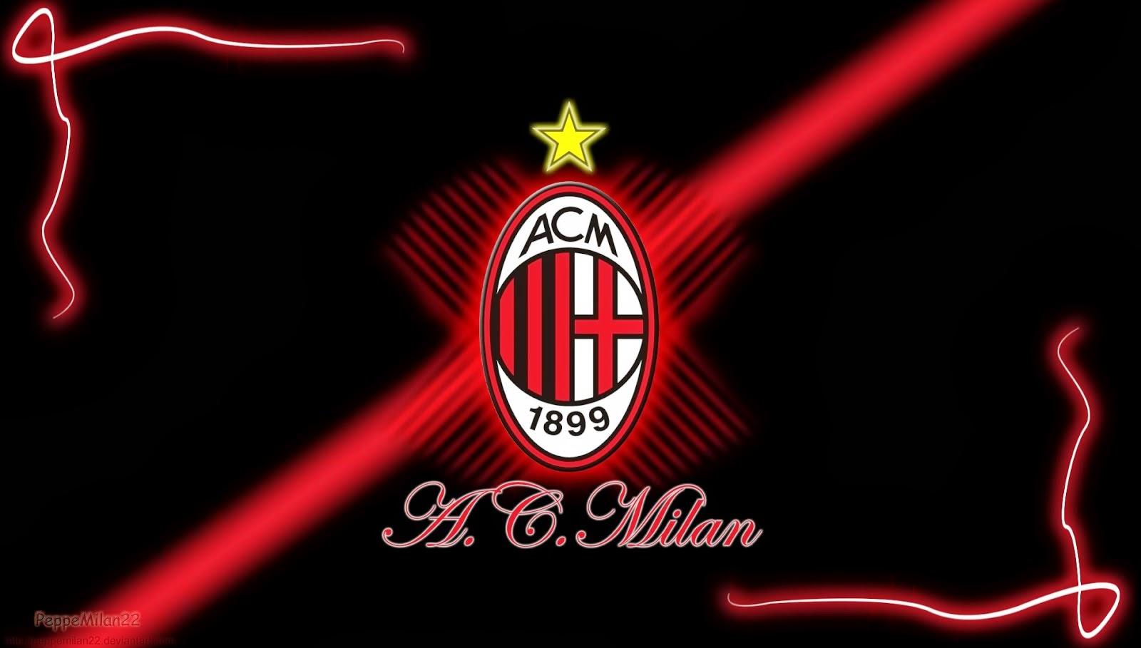Logo Ac Milan Gambar Logo