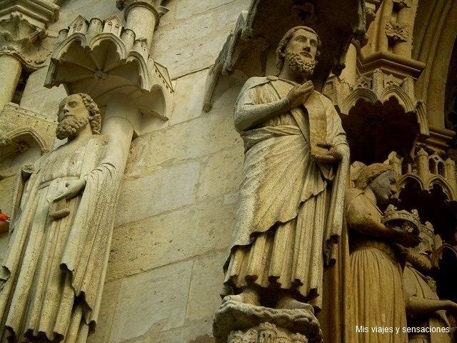 Catedral de Amiens, Picardía, Francia