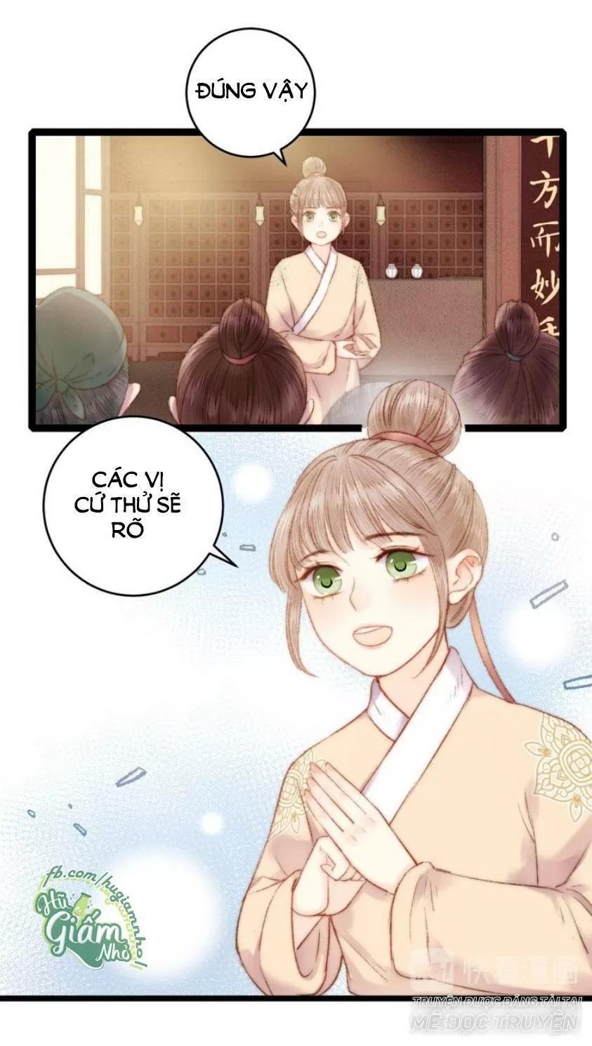 Nàng Phi Cửu Khanh - Thần Y Kiều Nữ chap 58 - Trang 21