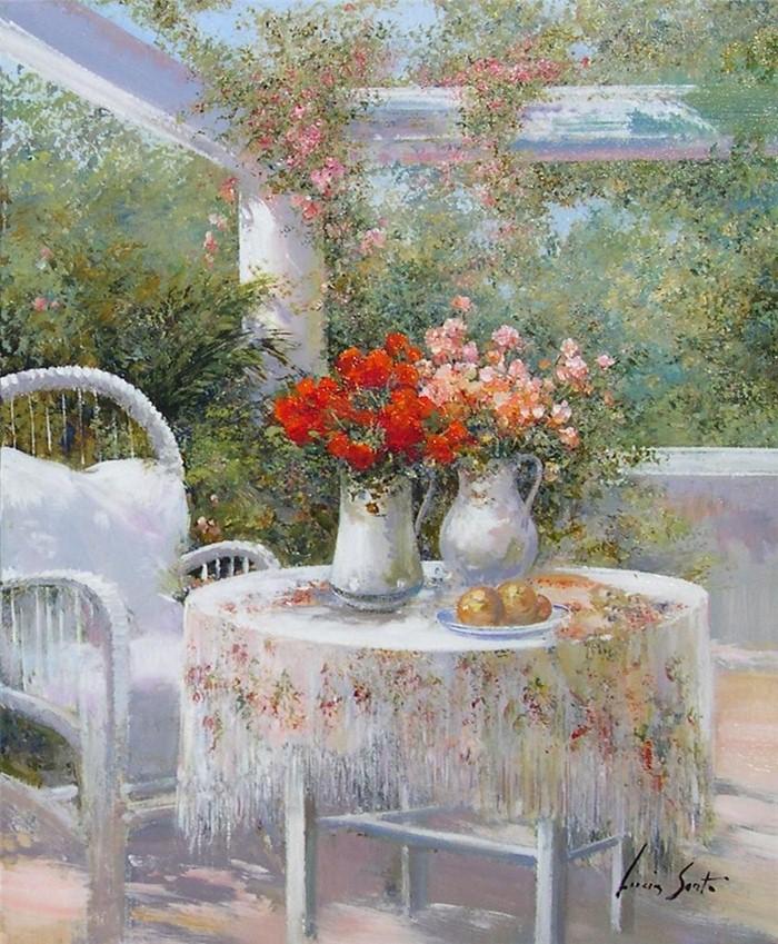 Романтический реализм. Lucia Sarto 16