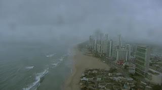 Globocop cai na orla da Zona Sul do Recife,duas mortes confirmadas; veja vídeo