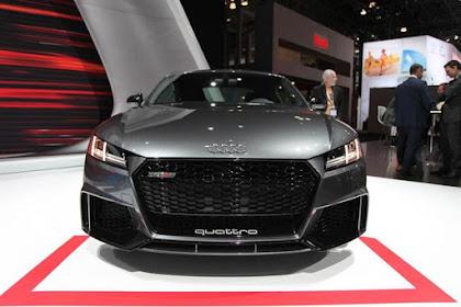 Audi TT Coupe 2018 Review, Specs, Price