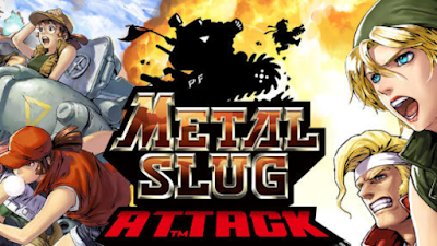 Link Download Game Metal Slug Attack Apk Mod Terbaru: