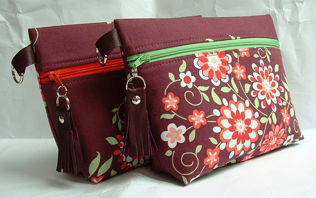 Halabala Guest Post: Vera From Halabala Style Sews Up A Makeup Bag