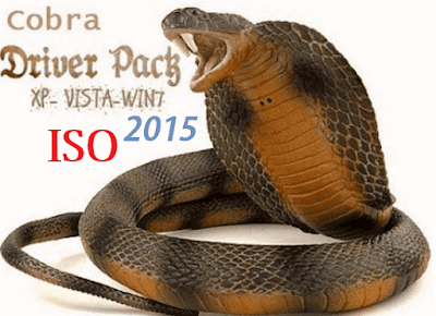 Cobra Driver Pack 2015 ISO Windows Free Download