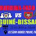 GUINÉ-BISSAU DEFRONTA BURKINA-FASO  A 22 DE MARÇO