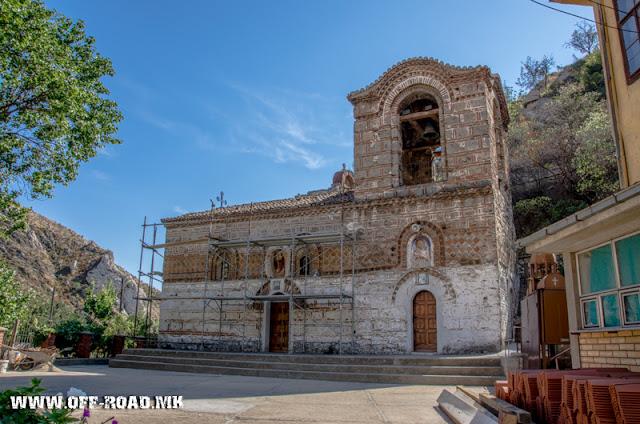 St. Dimitrij monastery - Veles (Велес), Macedonia (Македонија)