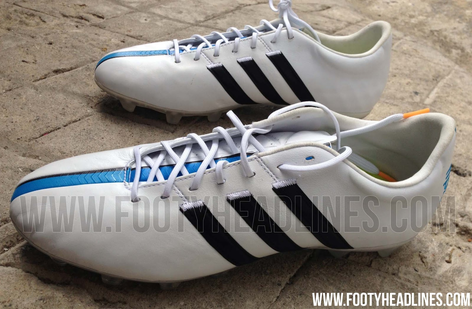 outlet store 19bd4 87c70 ... free shipping this is the new white adidas 11pro 2015 football boot  thanks to my vietnamese