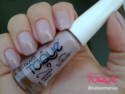 Novo Toque, Born Pretty, Esmaltes da Kelly,