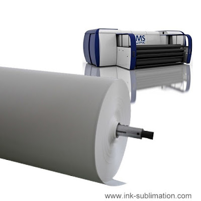 low-weight sublimation paper