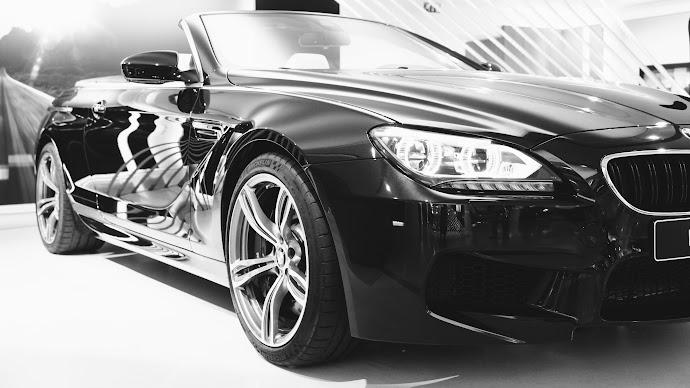 Wallpaper: Super Convertible BMW Car