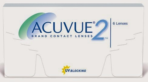 softlens bening acuvue clear 2