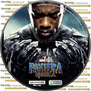 GALLETAPANTERA NEGRA - BLACK PANTHER 2018