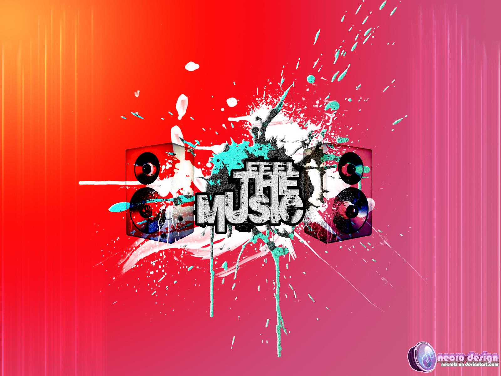Music Wallpaper: Cool Music Wallpapers