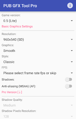 PUB Gfx Tool Pro v0.16.4 Apk Plus Advanced Settings Terbaru - ReddSoft