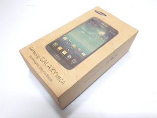 Dus Hape Samsung Galaxy Mega 6.3 GT-I9200 Seken