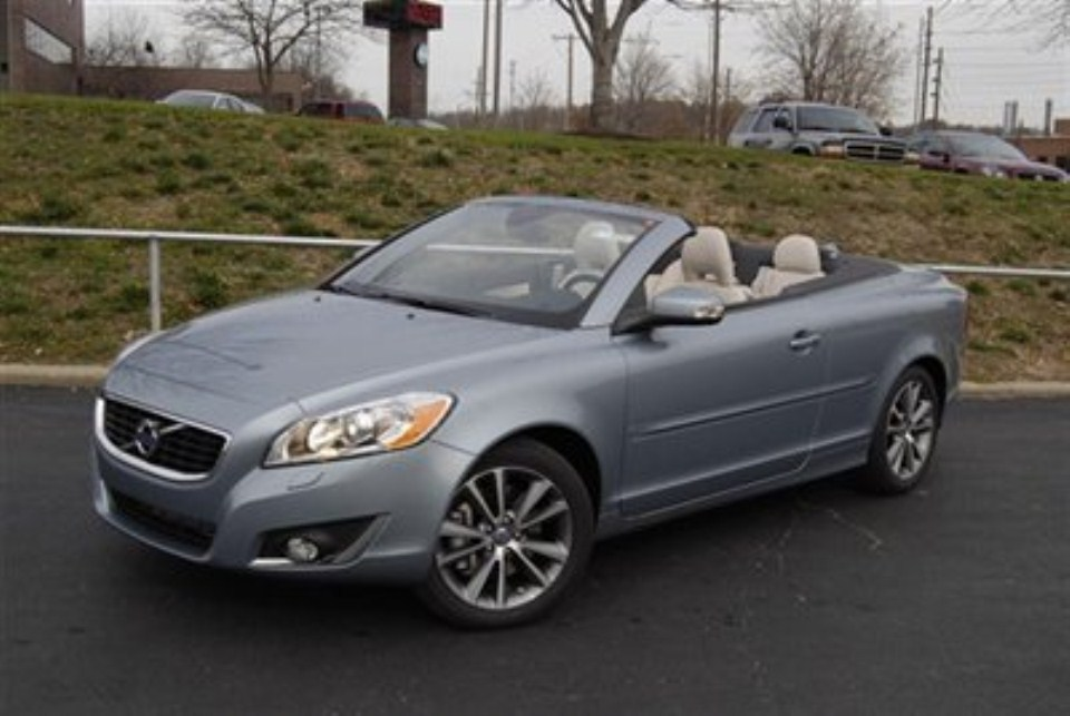 2014 Volvo C70 4WD Wallpapers