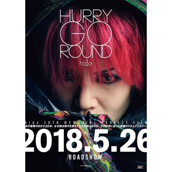 Hide HURRY GO ROUND Documental