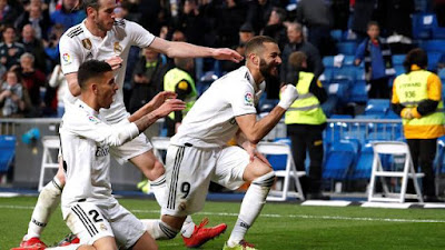 Real Madrid vence o Huesca por 3 a 2 com gol de Benzema no fim