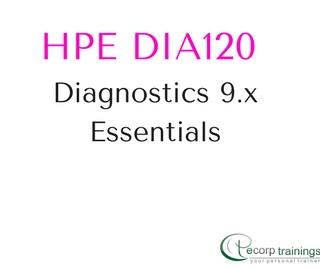Diagnostics 9.x Essentials Training in Hyderabad India