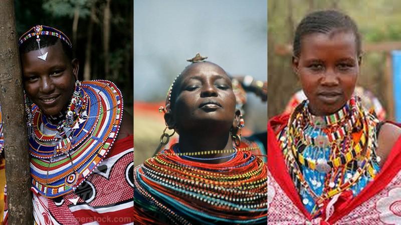 The Artsy Sisters Blinging Tribals Maa What Maasai