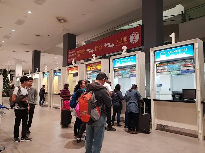 Mua vé xe buýt từ KUL về Melaka hay Penang ở đâu?