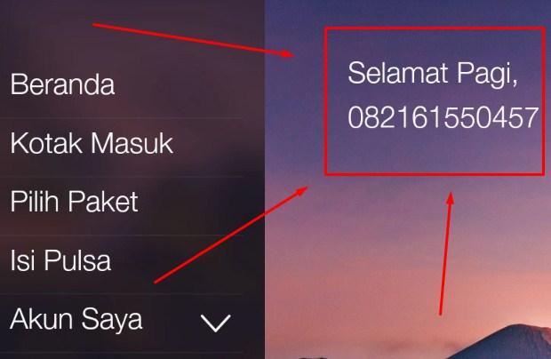 Cek No Telepon Telkomsel Lewat Aplikasi MyTelkomsel 2019 2