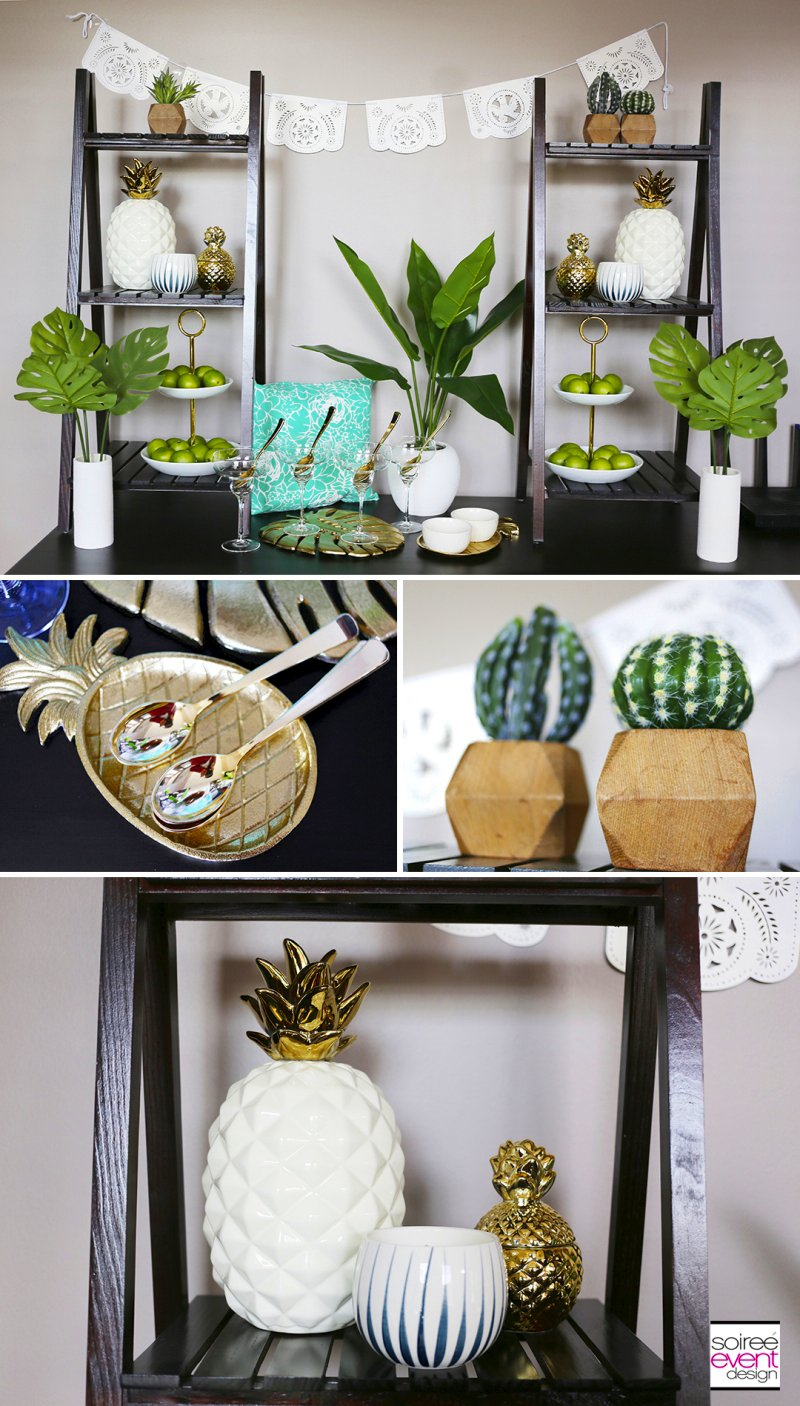 Modern fiesta party ideas via BirdsParty.com @birdsparty