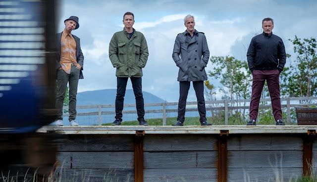 O grupo inteiro está de volta no primeiro teaser trailer de Trainspotting 2, de Danny Boyle