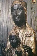 Representación Virgen Negra