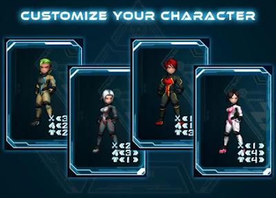 Exsilium 3d Physics RPG mod apk latest version