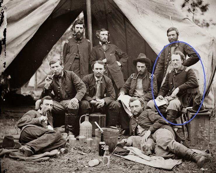 Planning Civil War Uniform Coats