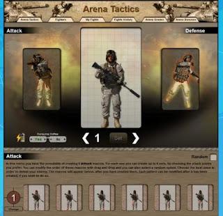 arena tactic Versi terbaru Arena Marketglory dan aturan terbarunya