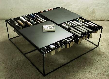 Mesas para ahorrar espacio