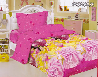 Sprei Kintakun Luxury Kids Princess
