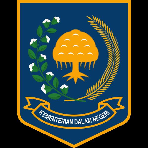Logo Kementrian Dalam Negeri Republik Indonesia