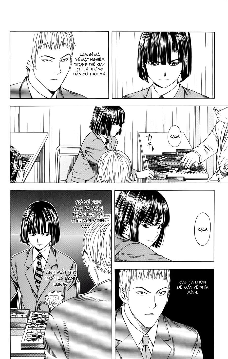 Hikaru No Go hikaru no go chap 72 trang 7