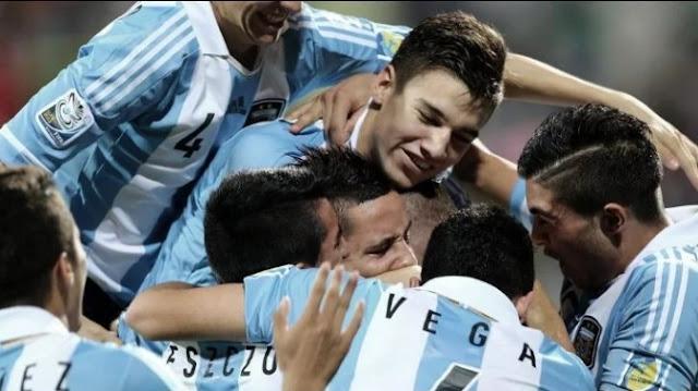 Argentina vs Brasil sub 17 en vivo online quinta fecha del sudamericano sub 17 de peru 2019.