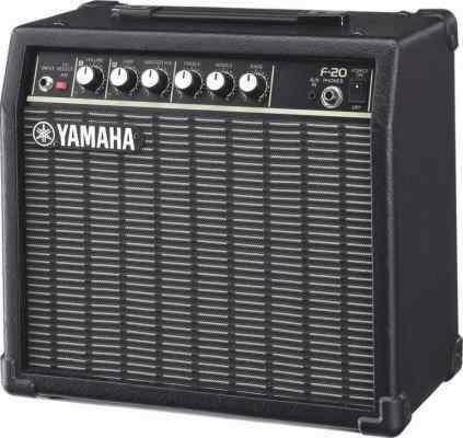 Membaiki alatan muzik : Yamaha F20