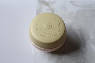 Etude House Happy Teatime Lemon Tea Cleansing Cream