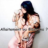 allaitement ou biberon