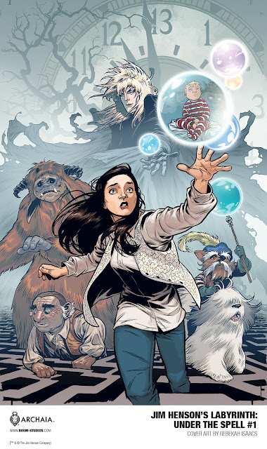 JIM HENSON'S LABYRINTH: UNDER THE SPELL #1