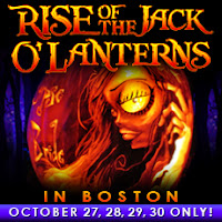 Rise of the Jack O' Lanterns Boston - Halloween New England
